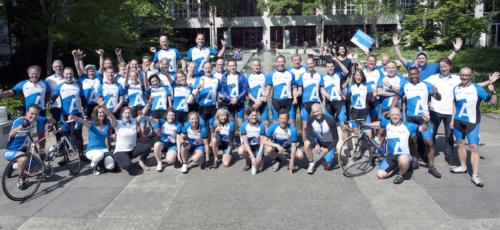 AEGON fietschallenge 2016 - Een fantastische prestatie neergezet! 6