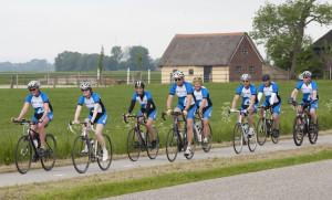 AEGON fietschallenge 2016 - Een fantastische prestatie neergezet! 2