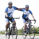 AEGON fietschallenge 2016 - De eindstreep bereikt! 1