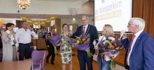 Zorgcentrum De Westerkim is halverwege