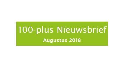 De 100-plus Nieuwsbrief 2018 is uit!