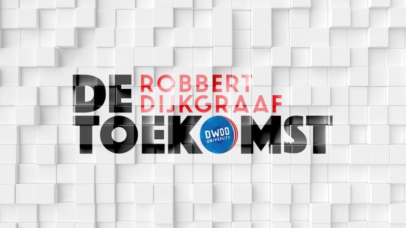 Henne te gast in de collegetour van Robbert Dijkgraaf - DWDD