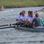 Head First Race roeien tegen alzheimer