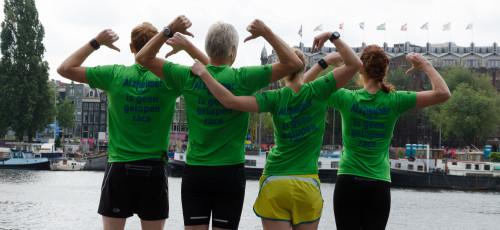 Alzheimer is geen gelopen race! 1