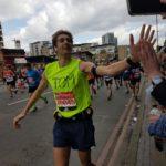 Sponsoractie rond London Marathon