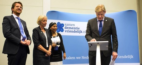 Conferentie 'Living well with(out) dementia'