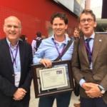 Prijs Alzheimer's Association voor dr. Rik Ossenkoppele