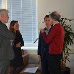 Ecorys schenkt kerstpakket aan VUmc Alzheimercentrum 2