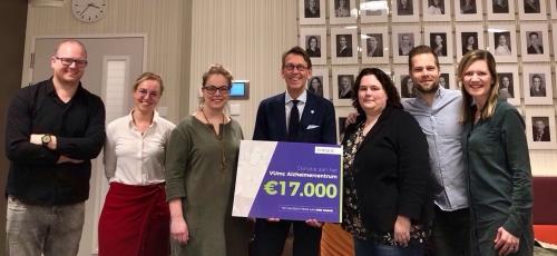Familie Dirk Baron doneert aan VUmc Alzheimercentrum