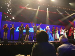 All Mixed Up - Comedy Concert groot succes 1