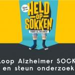 Help op Sokken Opbrengst Alzheimer 2017