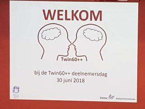 Deelnemersdag tweelingenonderzoek