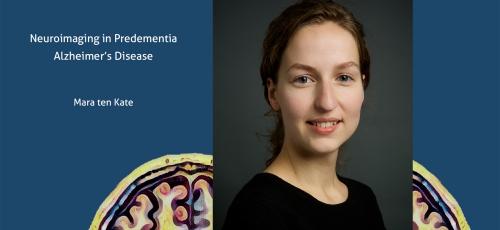 Promotie: Neuroimaging in predementia Alzheimer's disease