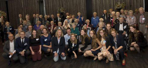 Het zintuig voelen centraal tijdens de 100-plus dag in Almere