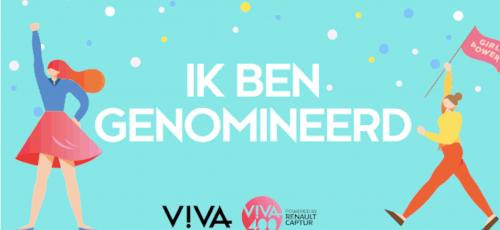 2 knappe koppen Alzheimercentrum Amsterdam genomineerd voor VIVA400