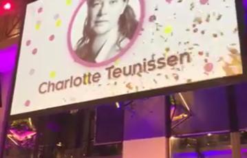 Charlotte Teunissen wint VIVA400-awards Kappe Koppen
