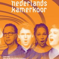Voorkant magazine Nederlands Kamerkoor
