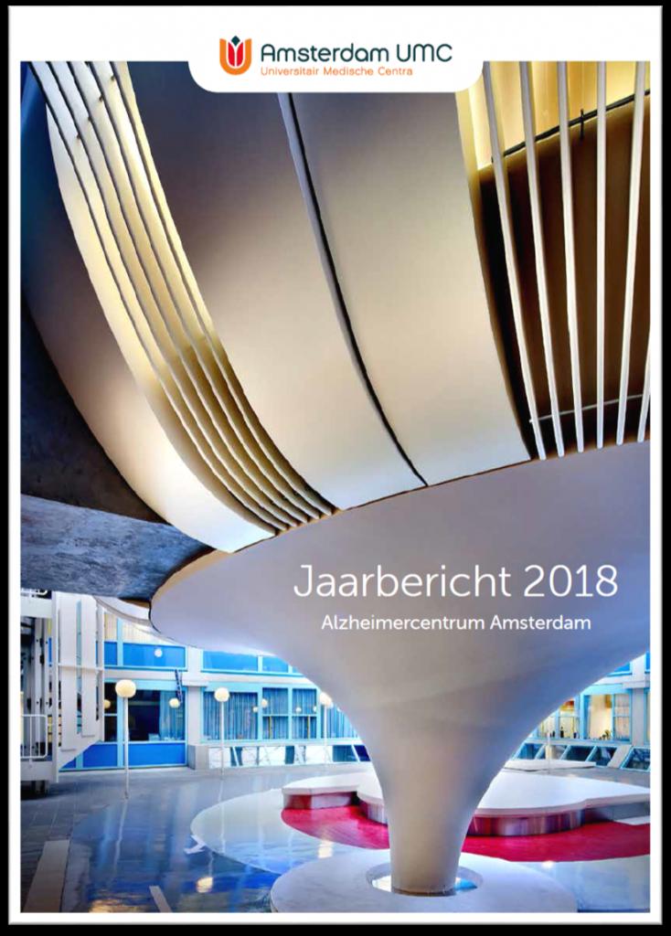 Jaarbericht 2018 verschenen