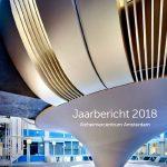Voorzijde jaarbericht 2018