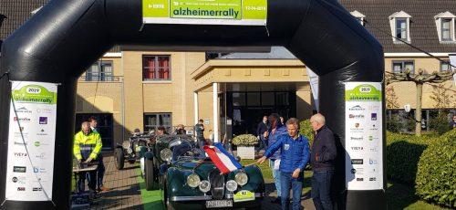 €77.500,- voor onderzoek door Alzheimer Rally 2