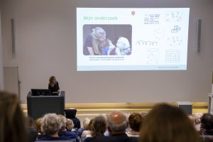Presentatie Nina Beker donateursdag