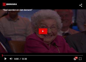 """""""Oud worden en niet dement"""" PAUW"""