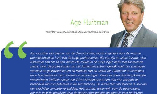 Age Fluit Stichting Steun