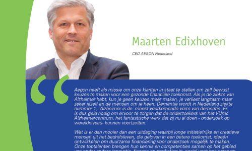 Maarten Edixhoven AEGON