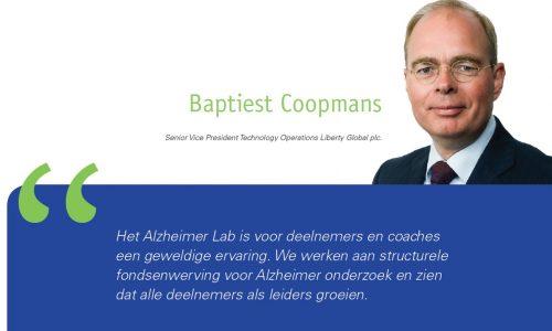Baptiest Coopmans Liberty Global