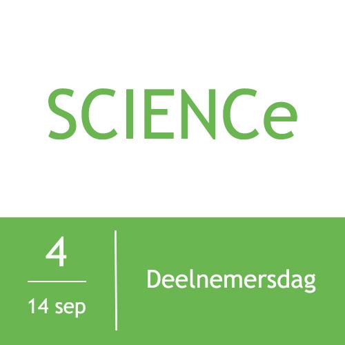 SCIENCe deelnemersdag