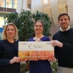 Crowe Foederer Talentenfonds steunt het 100-plus onderzoek