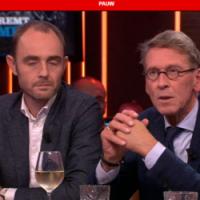 Philip Scheltens en Niels Prins bij Pauw
