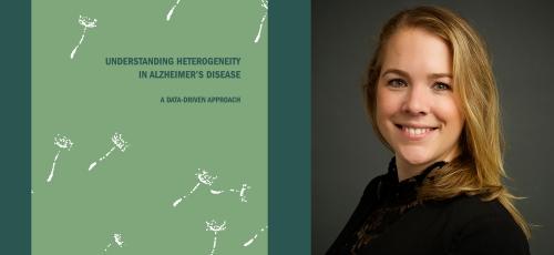 Promotie Nienke Scheltens | Subtypes van de ziekte van Alzheimer