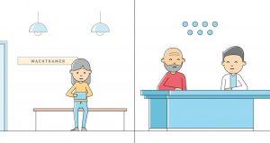 Een betere maat om het verloop van dementie in kaart te brengen