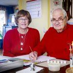 Peter de Bruin heeft vasculaire dementie