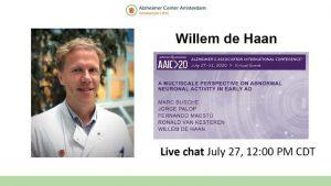 Alzheimer Association International Conference 2020 9
