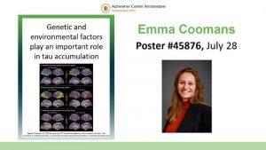 Alzheimer Association International Conference 2020 12
