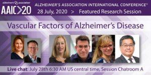Alzheimer Association International Conference 2020 15