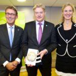 Martin van Rijn treedt opnieuw toe tot het bestuur van Stichting Steun Alzheimercentrum Amsterdam