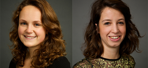 Promoties Tessa Timmers & Emma Wolters 2