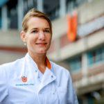 Yolande Pijnenburg spreekt tijdens wereldconferentie over FTD 1