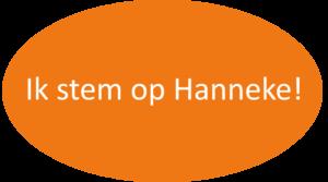 Help onderzoek naar een oplossing voor dementie versnellen. Stem op Hanneke!