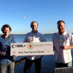 Restaurant AIM haalt €1500 op voor onderzoek