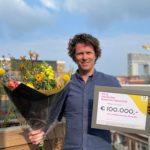 Rik Ossenkoppele wint YOR-award van Azlheimer Nederla
