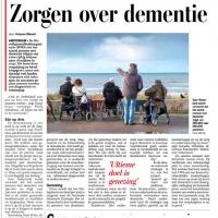 Zorgen over dementie